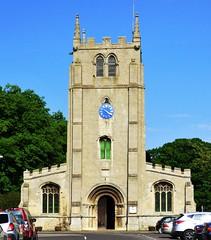 Ramsey Abbey Church (grassrootsgroundswell) Tags: church churchtower cambridgeshire ramsey englishparishchurch