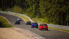 Ford Fiesta ST180 vs Clio RS 182 - 01 (JDPhotoIDF) Tags: ford st canon eos fiesta 05 may clio 180 mai trophy 16 rs 08 6d 182 nordschleife nrburgring 2016 nurburg rs182 080516 st180 08052016