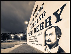 Free Derry Corner (Paul Millar44) Tags: ireland easter rising james anniversary bogside 100th derry connolly freederrycorner