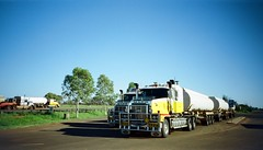 86690008 (olliethewino) Tags: australia roadtrain