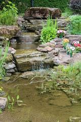 Minneslunden (hildur_76) Tags: vattenfall minneslund kyrkogårdensdag