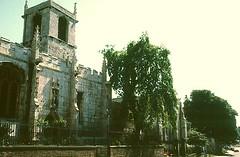 Photo of St Olave's church, York