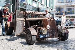 Rat-Rod (Ren Maly) Tags: auto classic car canon vintage 5d oldtimer vlissingen ratrod 24105mm ef24105mmf4l ratlook renmaly