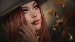 Cyn by Aura Meads (Cyn Cybil) Tags: lara secondlife hurley catwa