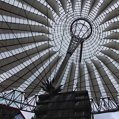sony center berlin (dan.boss) Tags: berlin architecture sonycenter architektur nikond40