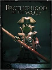 The Brotherhood (LegoKlyph) Tags: movie lego mani custom brotherhoodofthewolf brickwarriors chevalierdefronsac