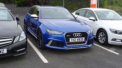2015 Audi RS6 Tfsi V8 Quattro (>Tiarnn 21<) Tags: audi rs6 blue uk worldcars