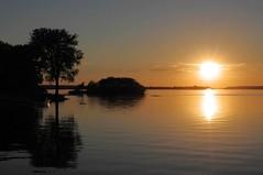 Coucher de soleil de juin  Vaudreuil-sur-le-Lac... / Sunset in Quebec.. (Pentax_clic) Tags: robert soleil juin quebec lac sur warren 2016 vaudreuil imgp3983