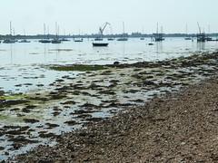 Portchester (Richard and Gill) Tags: sea coast hampshire portchester portsmouthharbour hants paulsgrovelake