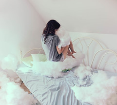 don't miss me (lauren zaknoun) Tags: fairytale clouds dark sleep surreal dreams conceptual aliceinwonderland darkphotography darkart surrealphotography conceptualphotography lightphotography