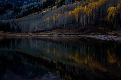 IMG_7978a (markbyzewski) Tags: mountain lake twilight colorado aspen maroonbells