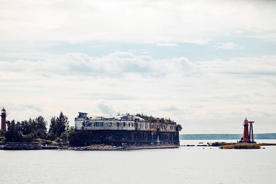 Pháo đài xây dựng vào khoảng năm 1838 – 1845