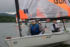 1587 (JamesOakley123) Tags: blue orange water sport sailing pro rs tera