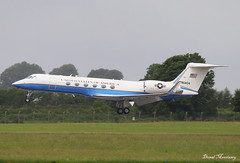 USAF C-37A 99-0404 (birrlad) Tags: ireland private airplane airport sam state aircraft aviation united airplanes jet landing international shannon finals vip government passenger states arrival airforce approach usaf runway aerospace gulfstream arriving gv 990404 bizjet snn c37a glf5 sam545