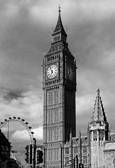 Big Ben (ClickSnapShot) Tags: summer england london clock tourism londoneye bigben landmark historical houseofparliament ilobsterit