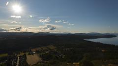 View from Mt Douglas, Victoria. (g.laflammephoto) Tags: sun mountains rockies outdoors nikon britishcolumbia victoria d750 rockymountains mountdouglas explorebritishcolumbia
