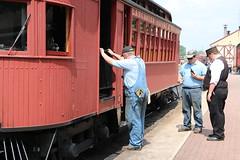 IMG_5988 (Cale Leiphart) Tags: railroad train rr lancaster strasburg mapa no10 motorcar marylandpennsylvania lancasteroxfordsouthern marylandpennsylvaniarrhistoricalsociety