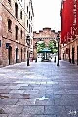 Museu d'Histria de Catalunya (svet.llum) Tags: barcelona calle arquitectura museu ciudad catalunya museo catalua
