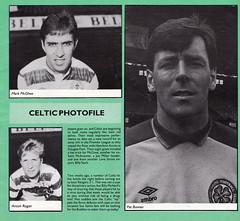 St Mirren vs Celtic - 1988 - Page 13 (The Sky Strikers) Tags: street love st magazine scottish match celtic premier league bq clydeside 60p mirren
