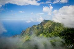 Every Nuance (Ar'alani) Tags: ocean travel sea mountains coast spring view cliffs adventure kauai napali springtime