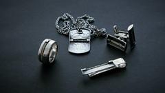 Collection Monsieur (JudithChagnon) Tags: men jewelry bijoux bijou jewels pour hommes