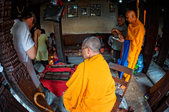 Golden Temple Patan Nepal (CamelKW) Tags: nepal unescoworldheritagesite kathmandu patan goldentemple 2016 patandurbarsquare everestpanorama