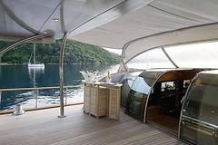 Arka ksm - Kiralk Yat (DHYACHTING) Tags: moon silver dh silvermoon mavi yat gulet tekne yolculuk yelkenli kiralk yeme tatili teknesi ime haftalk kiralama turlar yatlk gvertede