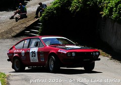 025-DSC_7011 - Alfa Romeo Alfetta GTV - 2000 - 3° 2 - Bucci Riccardo-Rossini Giancarlo - Scuderia Malatesta (pietroz) Tags: 6 lana photo nikon foto photos rally piemonte fotos biella pietro storico zoccola 300s ternengo pietroz bioglio historiz