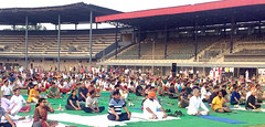 Yoga Day has become a mass movement across the world - Grewal (bjpsukhminderpalsinghgrewal) Tags: bjp sukhminderpalsinghgrewal narendramodi primeministerofindia usa india newyork america mask bombay mumbai elections primeminister rss peda pfc grewal paic swamivivekananda bharatiyajanataparty udyogsahayak psiec abvp akhilbharatiyavidyarthiparishad pictc bjpkisanmorcha bjpinvestorcell wwwbjpindiain bjppunjab bjpchandigarh bjpgujarat bjprajasthan bjpbihar bjpmaharashtra wwwpsiecgovin wwwbjppunjaborg wwwpunjabbjporg bjpludhiana sukhminderpal singh bjym ludhianabjp punjab vidhansabhahalkawest manoharlalkhattar ramshankarkatheria rashtriyasikhsangat