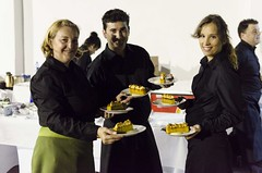 17 (Fundacin Novaterra) Tags: abierto aire atardecer banquete boda catering chalet combite comida espacio fronton fundacion libre mesas noche novaterra sillas