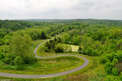 Decisions (Studio 9265) Tags: park trees sky usa green nature turkey walking pond nikon outdoor path kentucky ky curves fork run trail louisville states pathway floyds parklands untied 2016 d5000