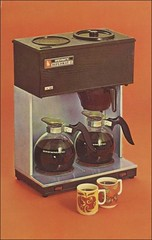 OCSAACA of Connecticut,Brewmatic Diplomat Coffee Maker (1950sUnlimited) Tags: coffee advertising computers postcards accessories advertisements computerparts midcentury coffeemakers