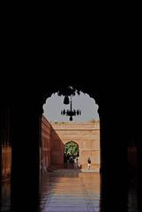 (Zainab M. Photography) Tags: pakistan architecture shadows landmarks landmark historical punjab lahore badshahimosque
