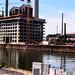 Westhafen, Frankfurt am Main 2003