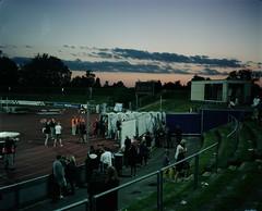 lyngby stadion3 (Anders Hviid) Tags: medium format stadion lyngby plaubel makina
