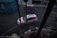 Merry Go Round, Forever. (ChrisPetruccio Photography) Tags: pink boobies low camo subaru wrx sti lowered scoobies stance acu stancenation