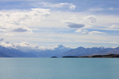Aoraki (astronomy_blog) Tags: lake snow mountains clouds glaciallake