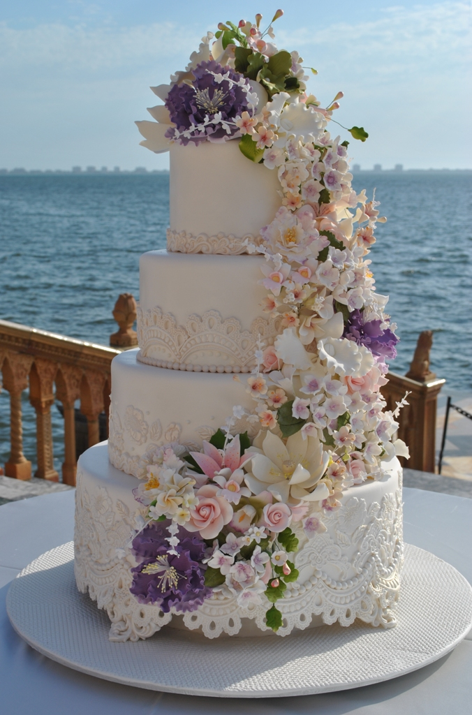 wedding cakes sarasota the world s best photos of fondantdecorations flickr 25434