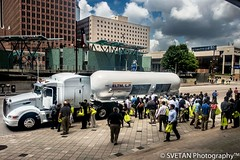 ENERGY CAPITAL OF THE WORLD (RUSSIANTEXAN) Tags: june texas tx houston meeting townhall enb enbridge alleytheater 2013
