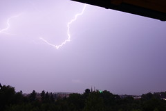 Lightnings (Chris_AUT) Tags: nature night bolt thunderstorm lightning strikes