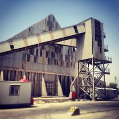 Sugar Store, Umm Qasr Port, Iraq