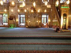 Masjid Sultan Ayyub, Istanbul (portable_soul) Tags: muslim islam pray praying mosque allah moslem shalat musholla baitullah