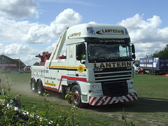 Lanterns DAF XF recovery truck (Shed seven) Tags: trucks lantern recovery daf xf hgv truckfestoriginal2013