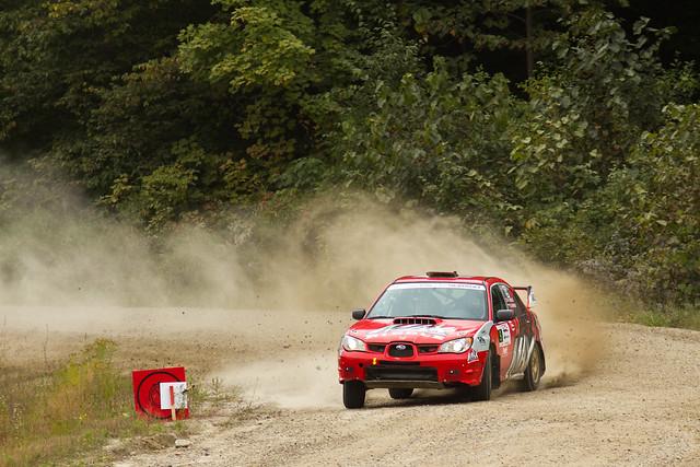 Max Riddle & Darren Garrod - Rallye Défi 2013