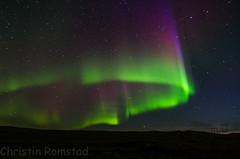 Aurora Borealis (christin_romstad) Tags: norway aurora borealis nordlys vard