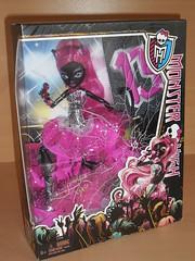 New doll - Monster High Catty Noir (meike__1995) Tags: new monster high doll noir mattel catty 2013