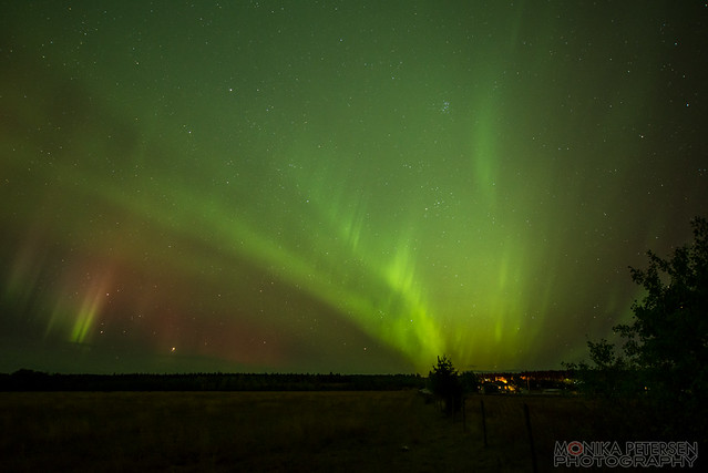 Thumbnail for Photos: Northern Lights dance across night's sky