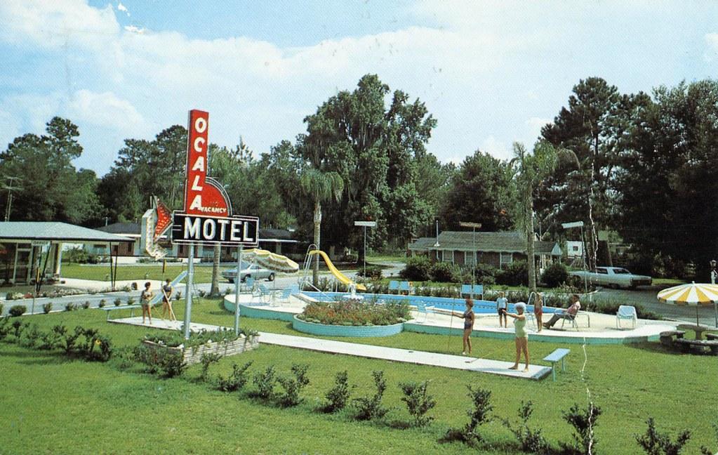 The world 39 s best photos of motel and postcard flickr for Motor inn ocala fl
