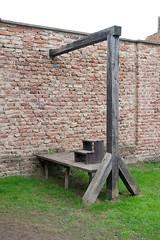 Terezin (jptoivon) Tags: camp concentration nikon czech nazi ss prison jude ww2 jew theresienstadt hang d800 gallows execution terezin 2013