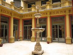 Venetian Court (rwchicago) Tags: chicago architecture october courtyard venetian fineartsbuilding studebakerbuilding beman 2013 venetiancourt solonspencerbeman openhousechicago